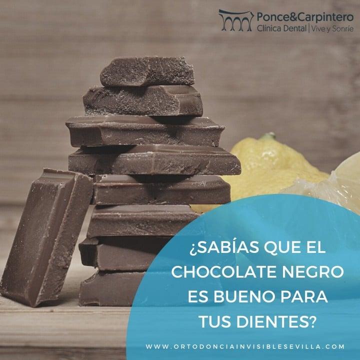 Fuente de hierro, chocolate negro