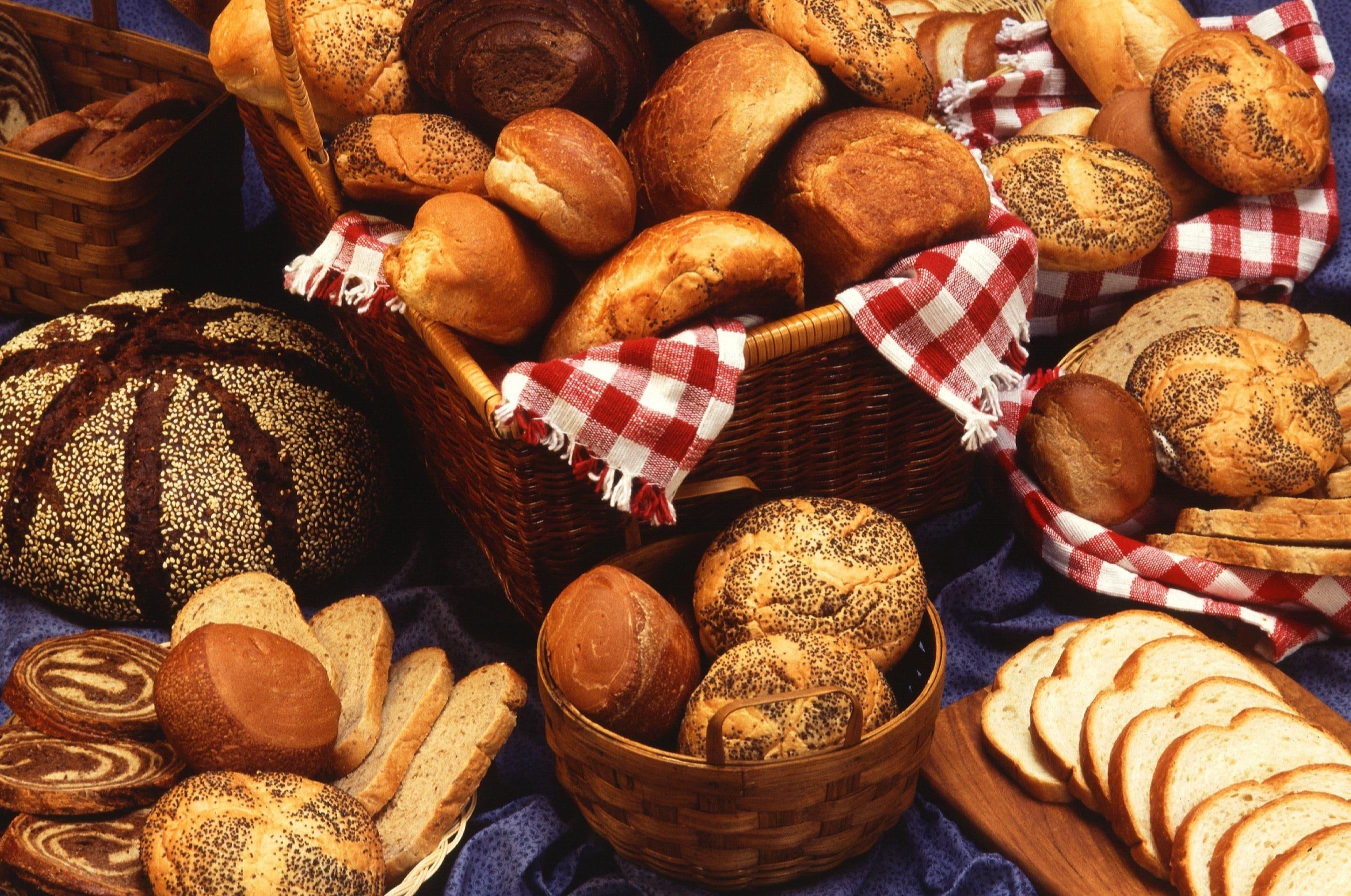 pan, una fuente de hidratos de carbono