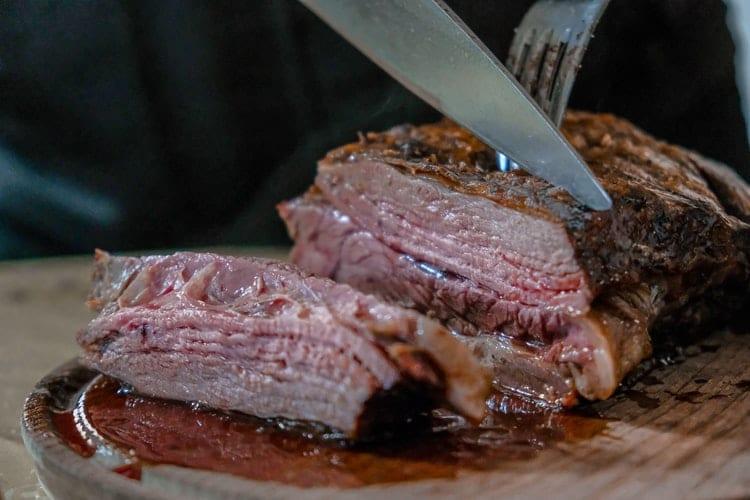 Propiedades de la carne roja