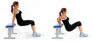triceps entrenar en casa