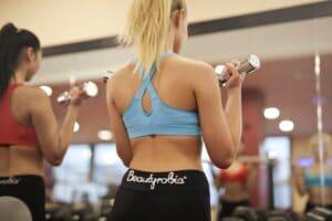 biceps entrenar en casa