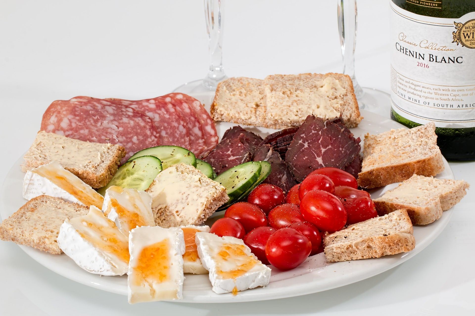 Alimentación rica en proteína para los músculos