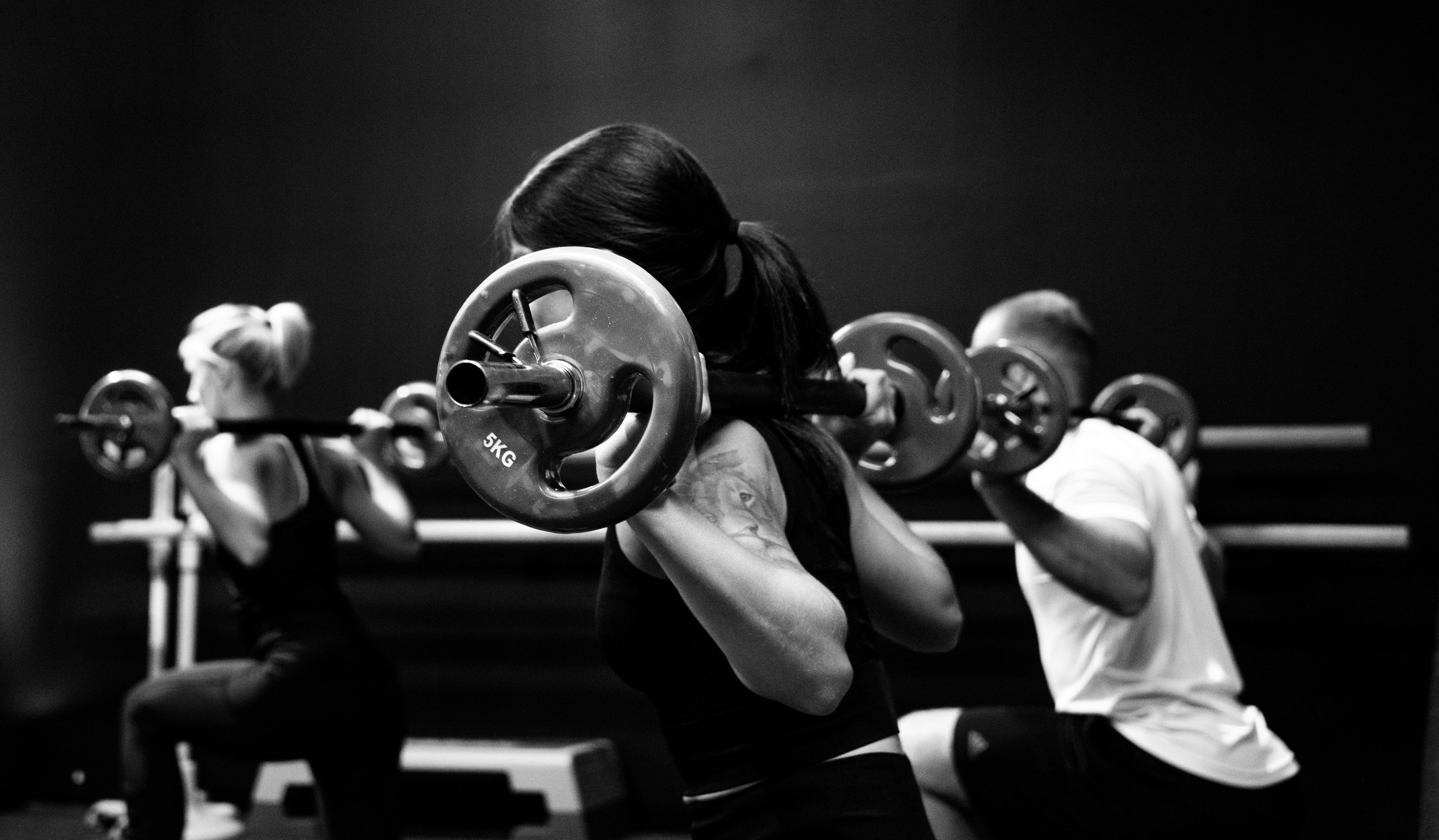 Disciplina para los músculos