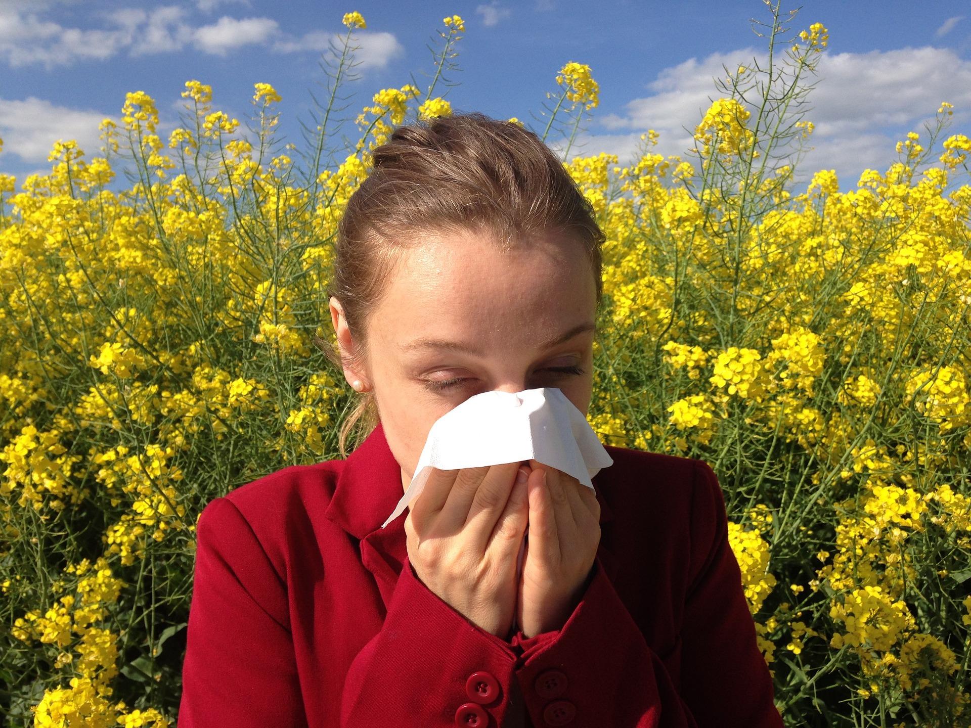 Congestión nasal ocasionado por la alergia