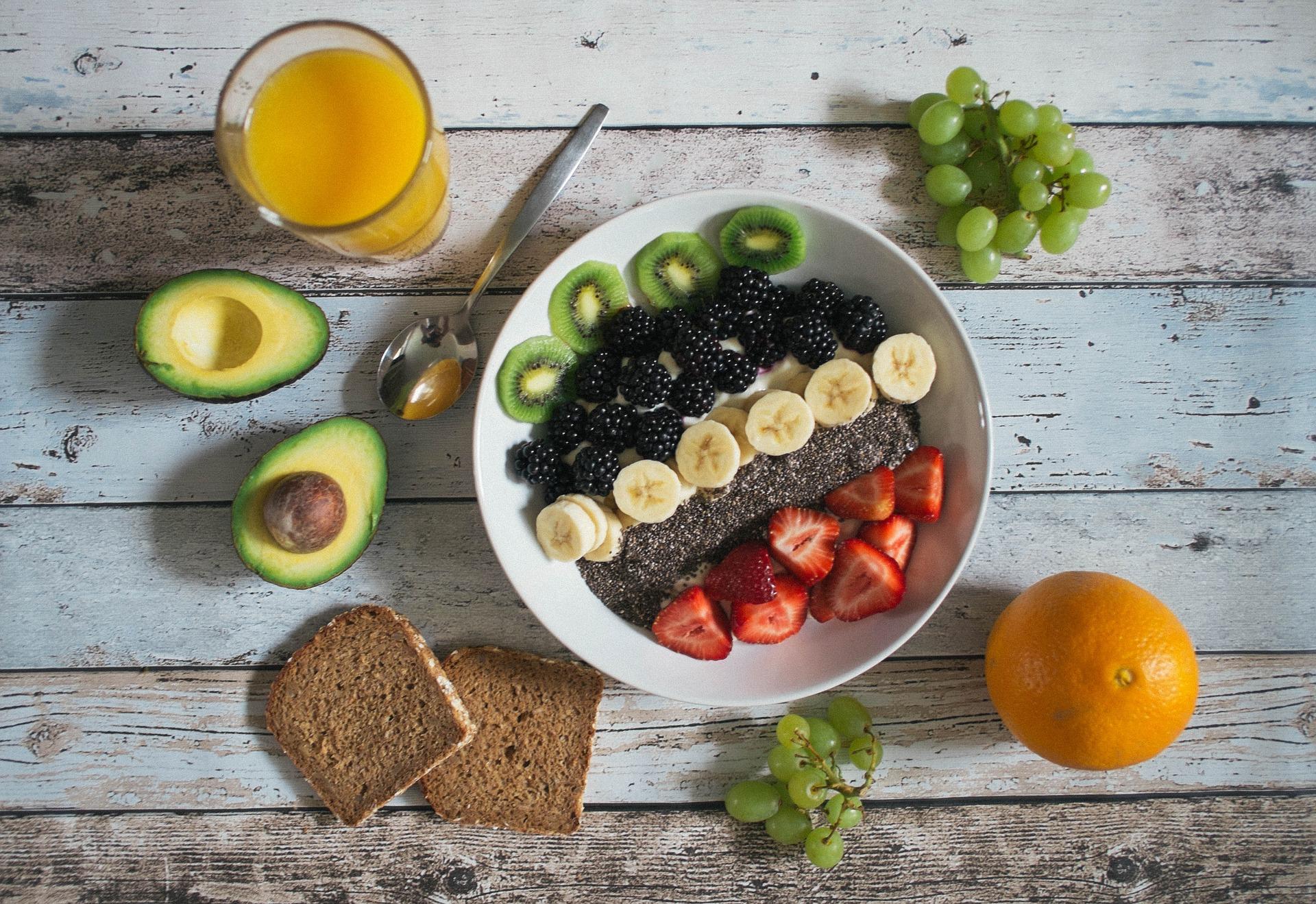 Frutas alergenicas