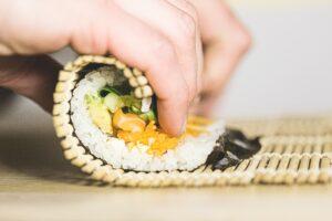 Receta sushi fácil y nutritiva