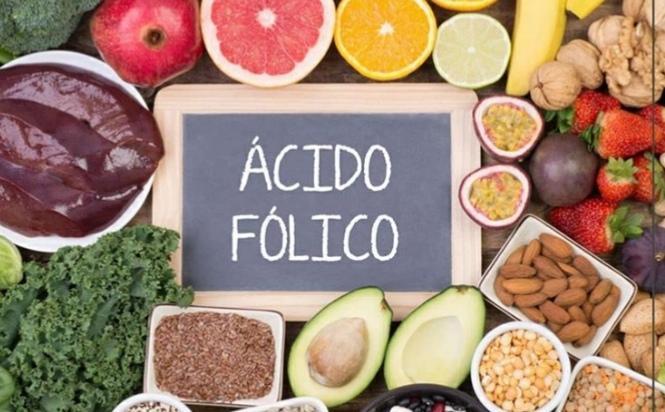 Alimentos con ácido fólico (vitamina B9) ¡Conócelos!