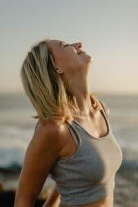 Respiración en enfisema pulmonar