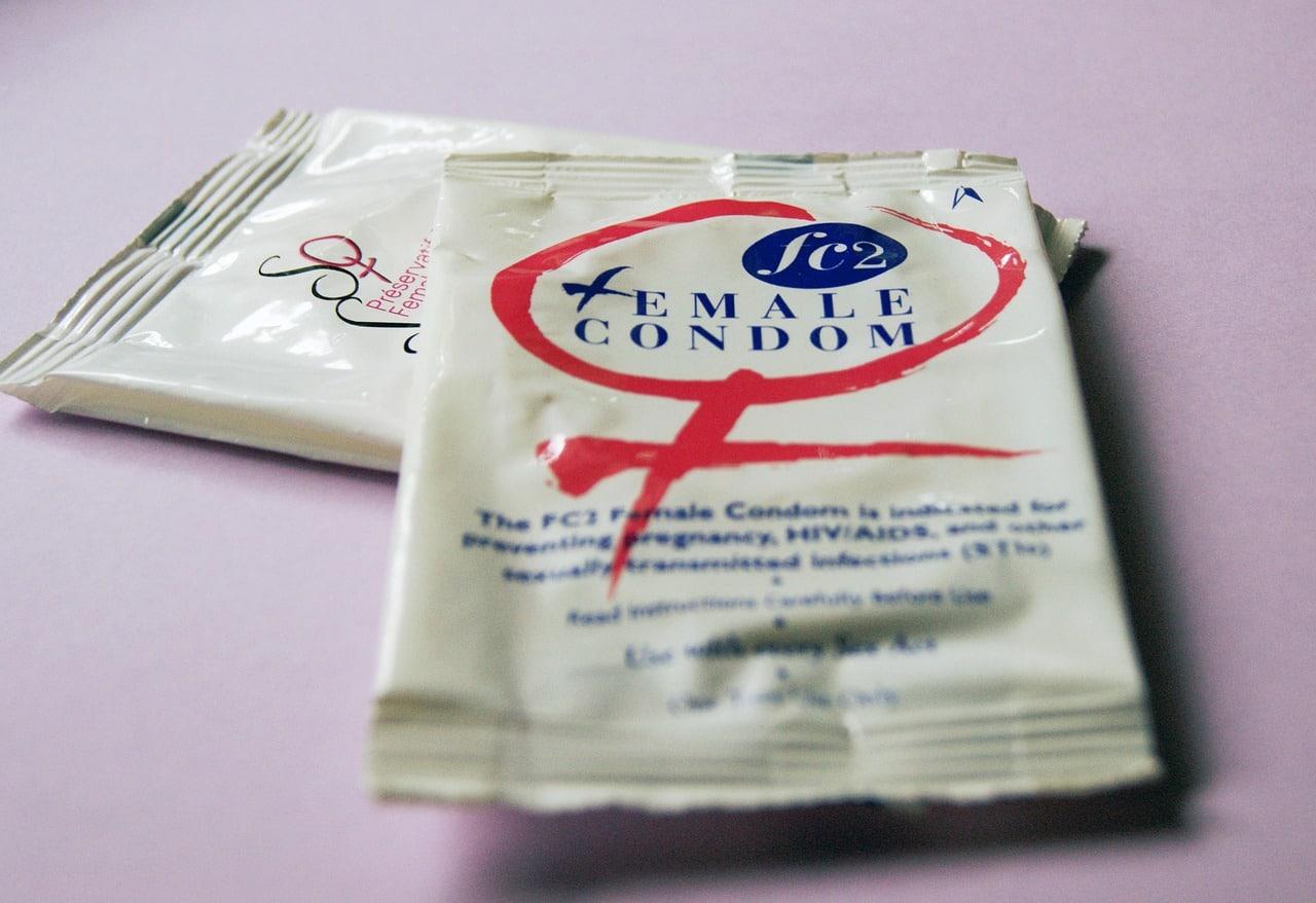 Métodos anticonceptivos en mujeres