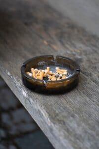 Fumar en enfisema pulmonar