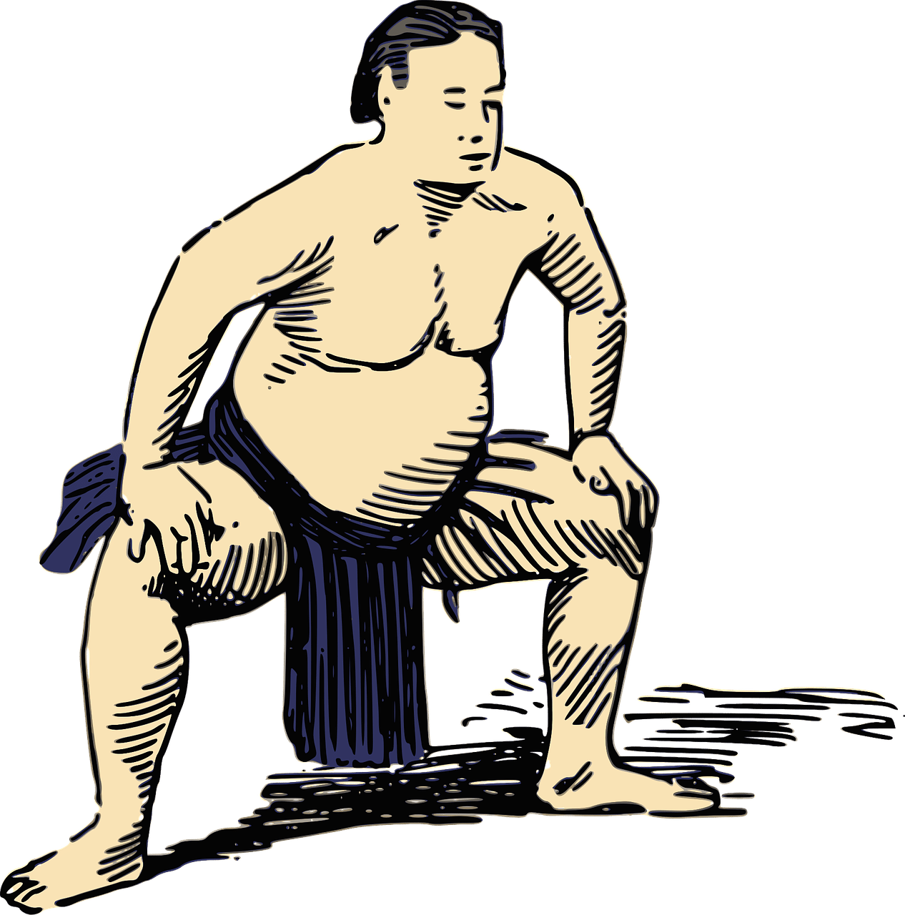 Sentadillas sumo