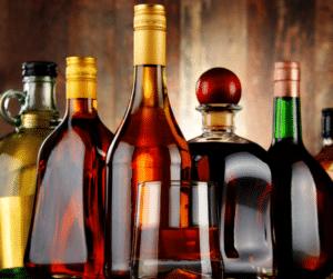 alcohol y saciedad