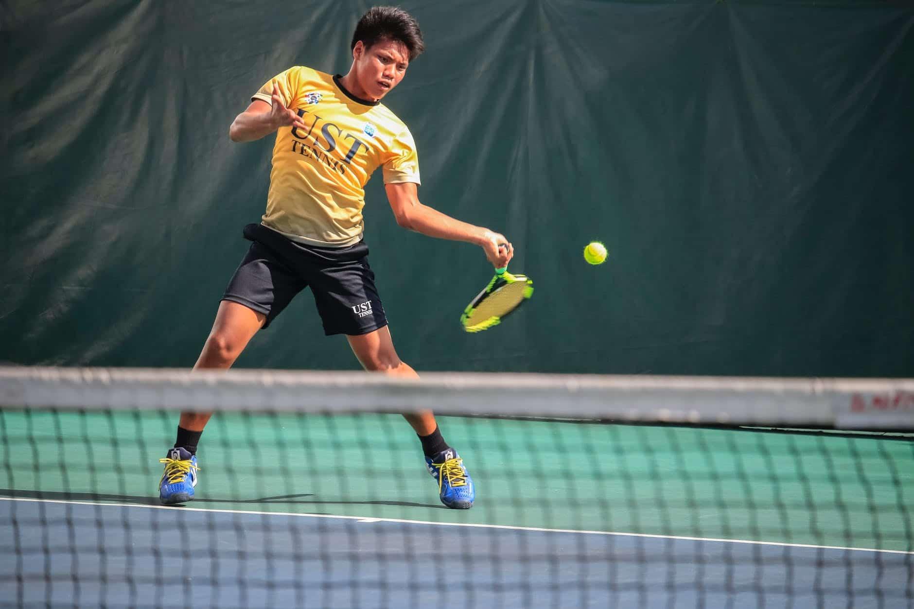 Posible tendinitis jugando al tenis