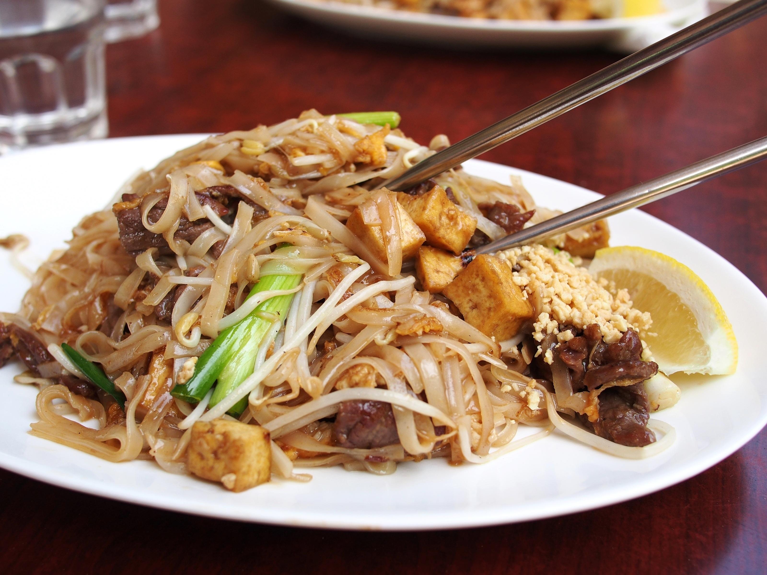 Salteado de Noodles