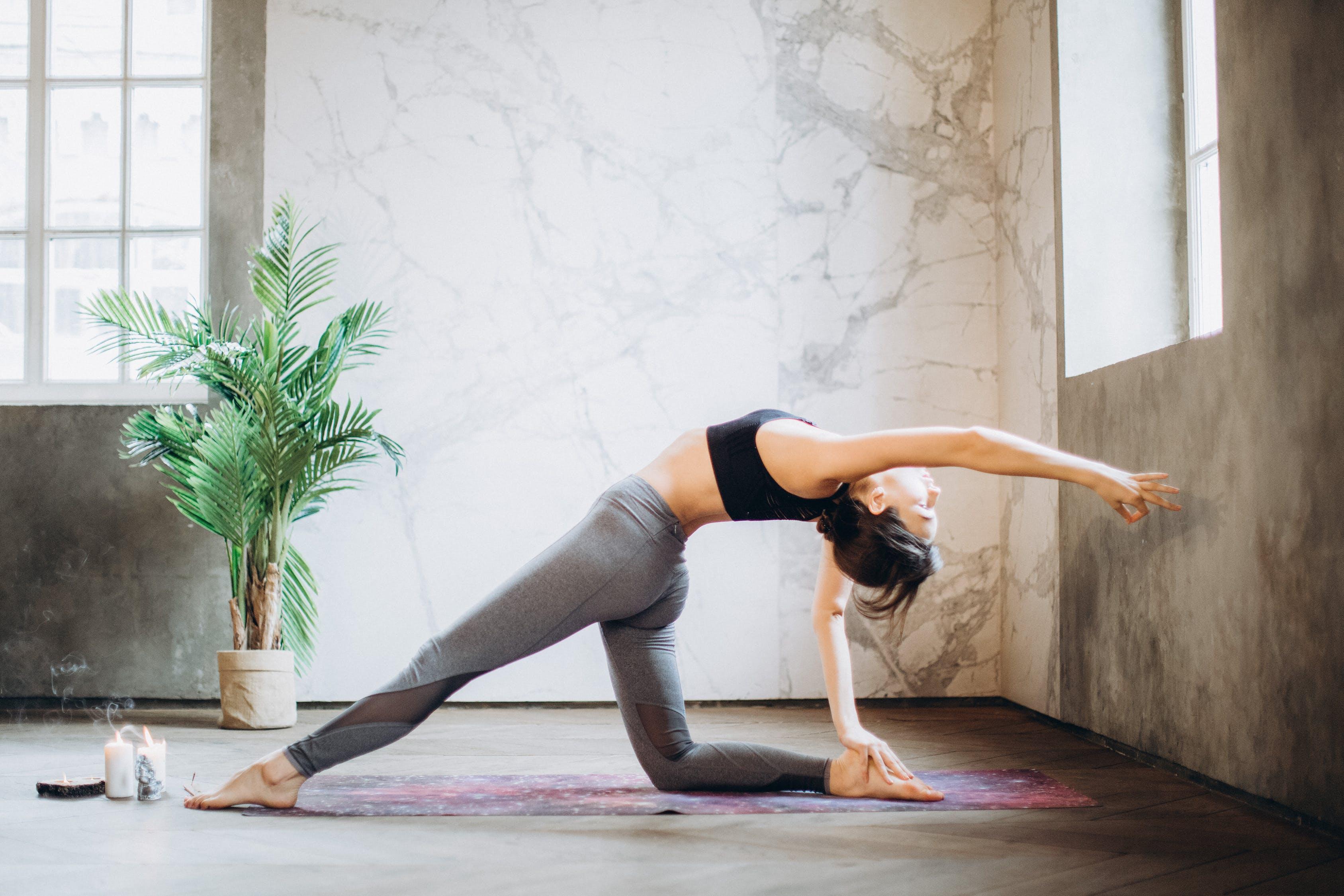 Agotamiento consejo hacer yoga