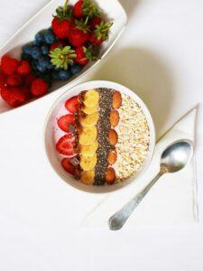 contenido de fibra, vitaminas y minerales