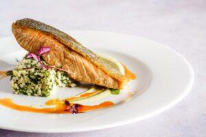 Recetario saludable a base de pescados y mariscos