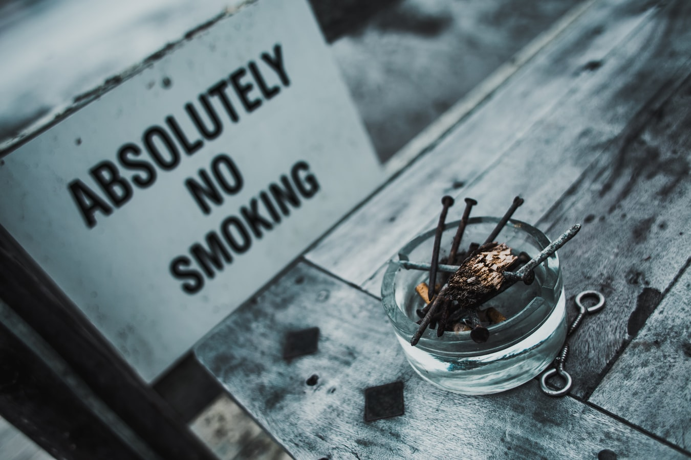 Faringitis crónica: No fumar