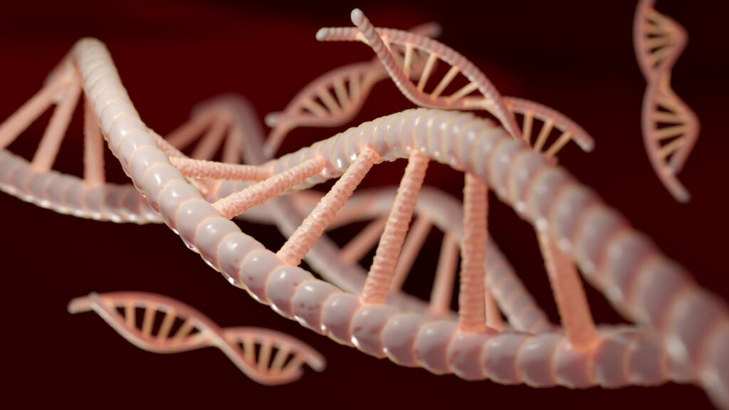 la genética en la hemofilia